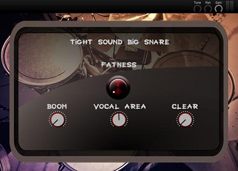 Big Snare Drum VST, AU Plugin