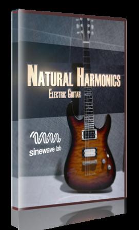 Electric Guitar Natural Harmonics (Kontakt Library)