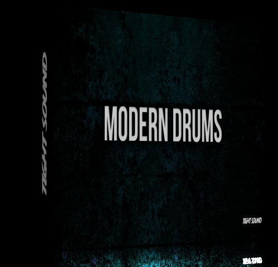 Modern Drums Kontakt Library